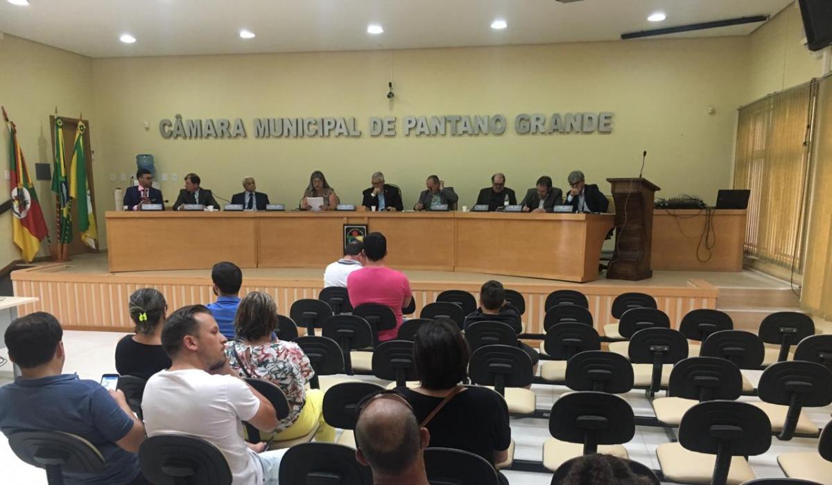 Sessão Ordinária de 11 de dezembro